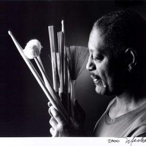 Drummer Victor Lewis
