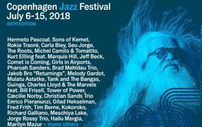 Copenhagen Jazz Festival 2018 sajikan 1200 konser