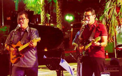 International Jazz Day 2018 di Balai Kota Jakarta