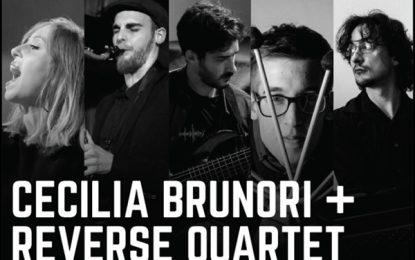 Penyanyi Italia Cecilia Brunori ambil bagian di Borneo Jazz Festival 2018