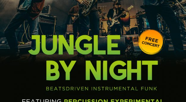 Jungle by Night dari Amsterdam Tour Indonesia