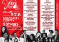 Akhir Pekan ini, Jazz Traffic Festival hadir dengan multi genre