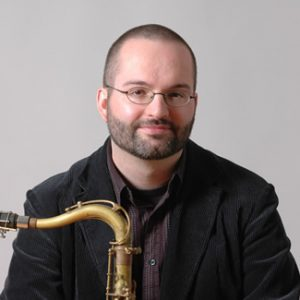 Saksofonis Brian Patneaude