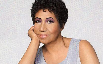 Penyanyi Aretha Franklin Meninggal dalam usia 76 tahun
