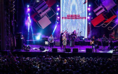 Musisi Multi Genre Hiasi Jazz Traffic Festival 2018