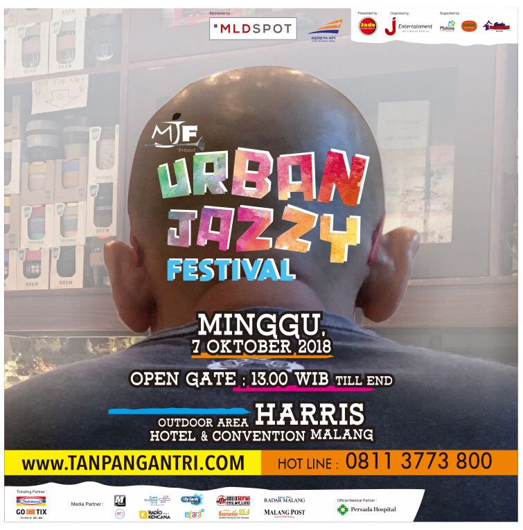 Photo of Malang Jazz Festival 2018 hadir dengan Tema Urban Jazz Festival