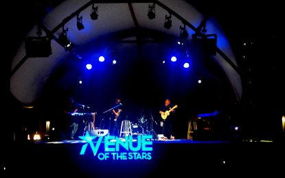 Harry Toledo & Teffy Mayne Kolaborasi PAL JAZZ di Avenue of The Stars