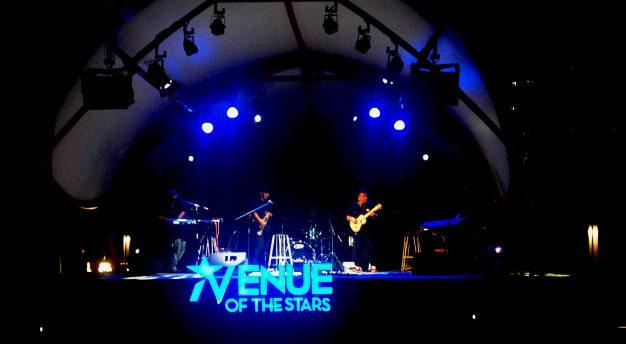 Harry Toledo & Teffy Mayne Kolaborasi PAL JAZZ di Avenue of The Stars