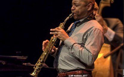 Saxophonis Branford Marsalis