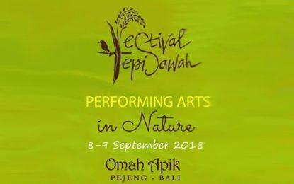 Festival tepi sawah di gelar di Bali