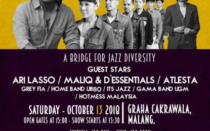 Jambore Jazz Kampus Malang akan digelar 13 Oktober 2018