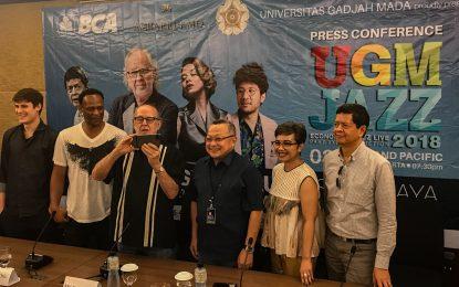 UGM Jazz 2018 : Hadirkan Bob James  Trio dan Para Musisi Papan Atas Nasional