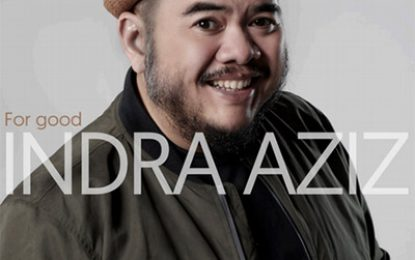 Indra Aziz rilis album jazz solo For Good
