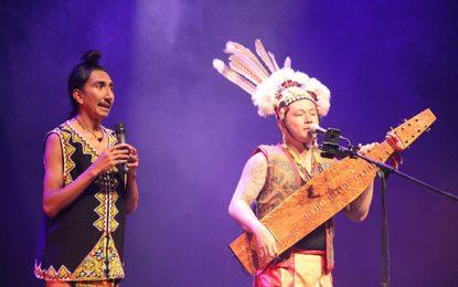 Pesona SAPE Kalimantan dan Uyau Moris Pukau Penonton Ekuador