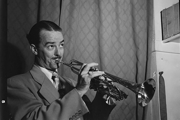 Photo of Bobby Hackett Trumpeter