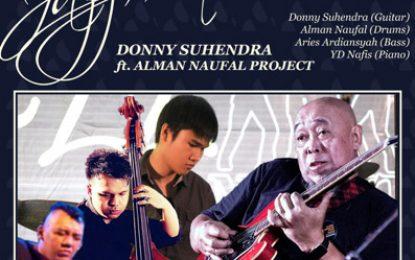 Bumi Sangkuriang Jazz N Blues bakal digelar di Bandung