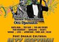 Fort Oranje Culture Jazz Festival 2019 digelar di Fort Oranje Ternate