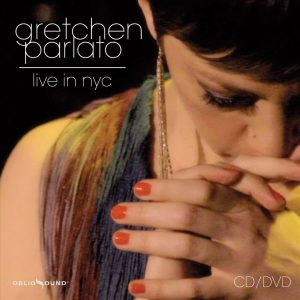 Gretchen Parlato - Live In NYC (album cover)