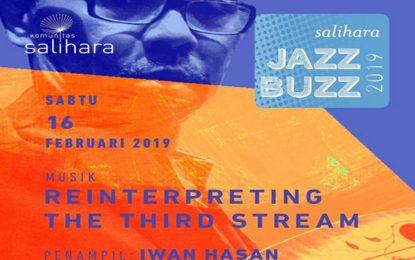 Iwan Hasan Progressive Jazz Ensemble: Reinterpreting The Third Stream
