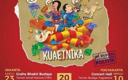 Komunitas Seni Kuaetnika Persembahkan Konser Sesaji Nagari