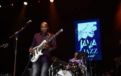 BNI Java Jazz Festival 2019 H.E.R, Moonchild dan Nathan East Band of Brothers