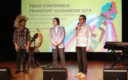 Medco Energi dukung Purwacaraka tampil di paviliun Indonesia di Frankfurt Musik Messe 2019
