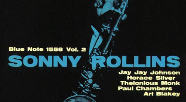 Sonny Rollins merekam volume 2 Blue Note 1958