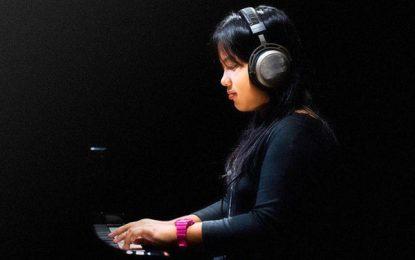 Wawancara dengan pianis Jazz muda Indonesia, Nadine Adrianna