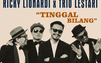Bersama Trio Lestari komposer Ricky Lionardi luncurkan single Tinggal Bilang
