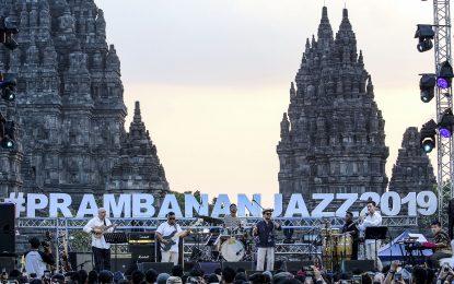 Nostalgia Bersama Bali Lounge Di Prambanan Jazz 2019