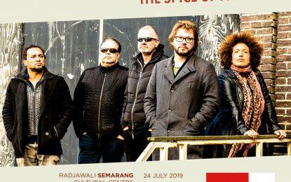 Tristan, Acid Jazz dari Belanda Tour Indonesia 2019