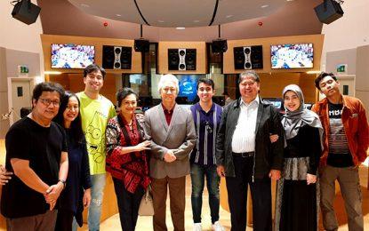 Vidi Aldiano dan Vadi Akbar bersama Erwin Gutawa garap Juwita Malam rasa jazz