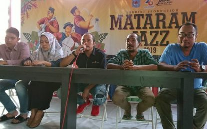 Bandini Jazz World Music (JWM) gelar Mataram Jazz 2019
