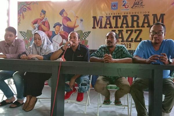 Preskon Mataram Jazz 2019