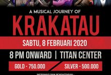 Photo of DSS Music persembahkan perjalanan musik Krakatau di Titan Center