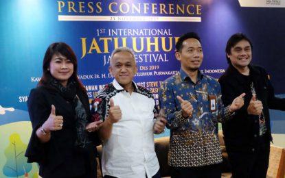 1st International Jatiluhur Jazz Festival 2019 persembahan Jasa Tirta II