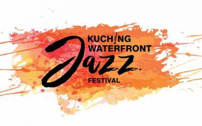 Mulai 2020, KWJF berubah nama menjadi Kuching Jazz Festival