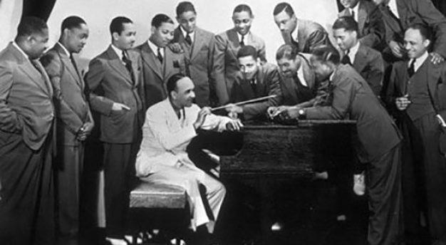 Pianis & Leader Bigband, James Fletcher Hamilton Henderson