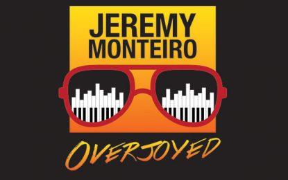 Raja swing dari Singapura Jeremy Monteiro lepas album Overjoyed, Tribute to Stevie Wonder