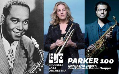 Brussels Jazz Orchestra rayakan 100 tahun Charlie Parkir bersama Ingrid Jensen dan Rudresh Mahanthappa Agustus 2020