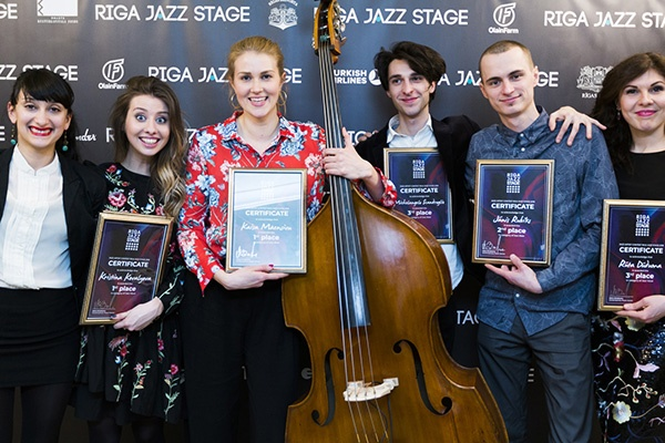 Photo of Bakat Jazz dari 17 negara siap berlaga di kompetisi Riga Jazz Stage 2020