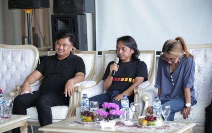 Purwacaraka, Dewa Budjana dan Trie Utami bersama Sound Of Borobudur tutup Festival Pamalayu Dharmasraya