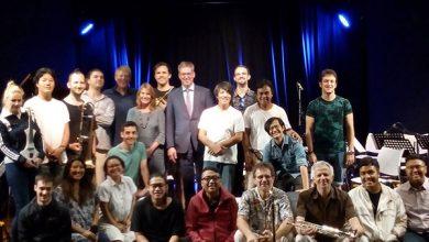 Photo of NusantEro Big Band sebuah kolaborasi Musisi Indonesia dan Eropa di Java Jazz Festival 2020