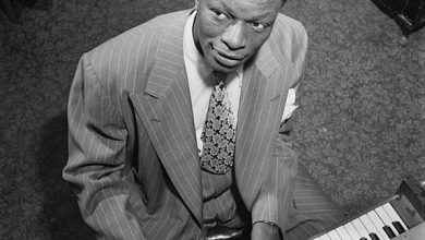 "Photo of Nat ""King"" Cole"